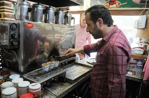 Fincanda pişen kahveye siparişler yetişmiyor!