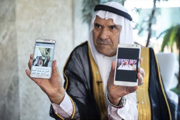 Suriyeli aşiret lideri o görüntüleri gösterdi, bombayı patlattı