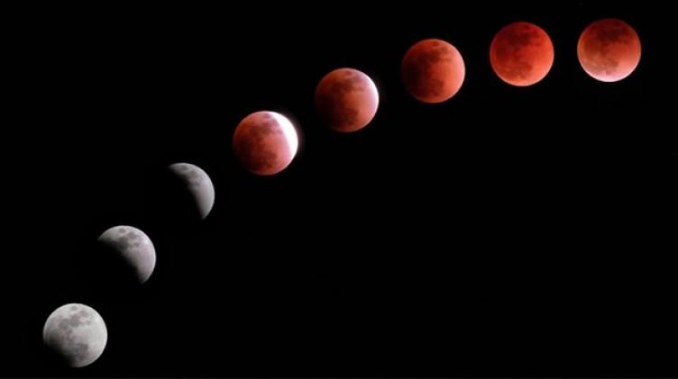 Bu gece kısmi Ay tutulması yaşanacak... Saat kaçta başlayacak, Türkiye'den görülebilecek mi?