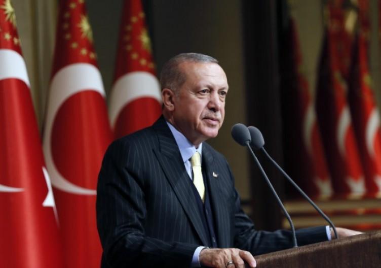 Erdoğan'ın tepki gösterdiği rezidansların yıkım işlemi tamamlandı