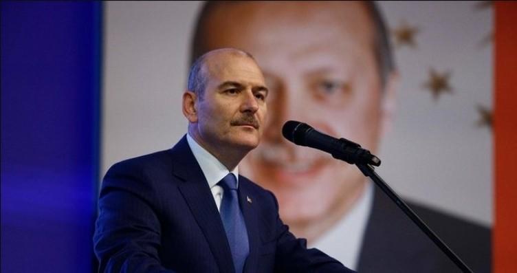 Bakan Soylu: İzmir'de bir uyuşturucu çetesi daha çökertildi