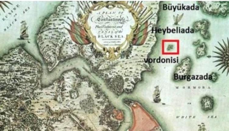 İstanbul'un tam ortasında! Depremle sulara gömülen kayıp ada Vordonisi keşfedildi