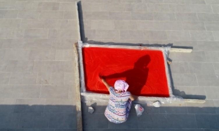 Adana'da damlar kırmızıya boyanıyor!