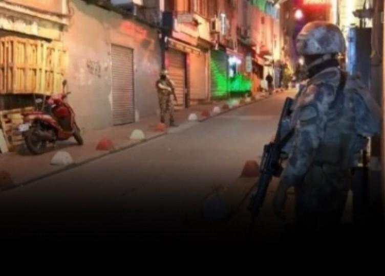 İstanbul'da 'Çukur' operasyonu! Çok sayıda gözaltı var