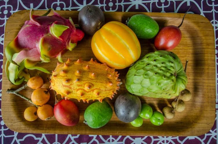 Dünyanın en ilginç meyveleri