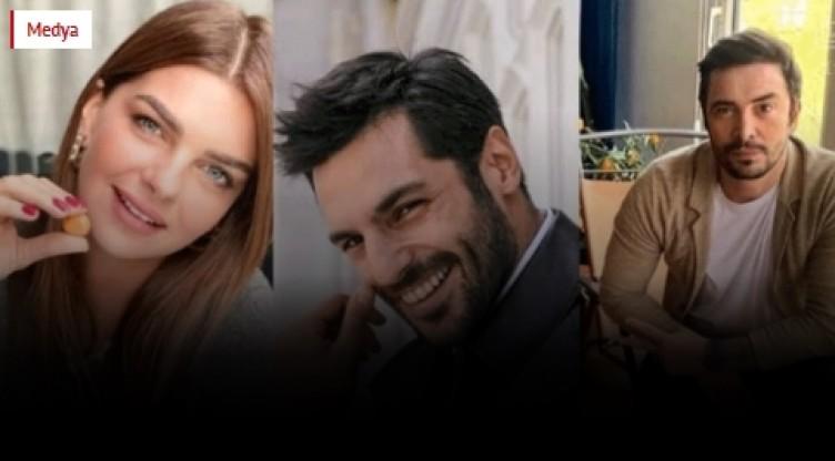 TRT1'in yeni dizisinin başrolünden heyecanlandıran paylaşım
