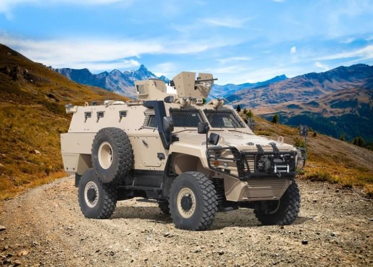 Mayına karşı korumalı TSK zırhlısı! Türk zırhlısı o özelliğiyle şaşırttı.