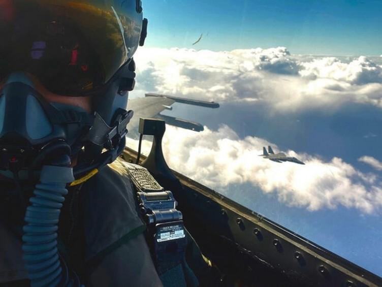 Hedefleri Türkiye! 60 savaş uçağı kaldırdılar! Doğu Akdeniz'de gerilim tırmandı.
