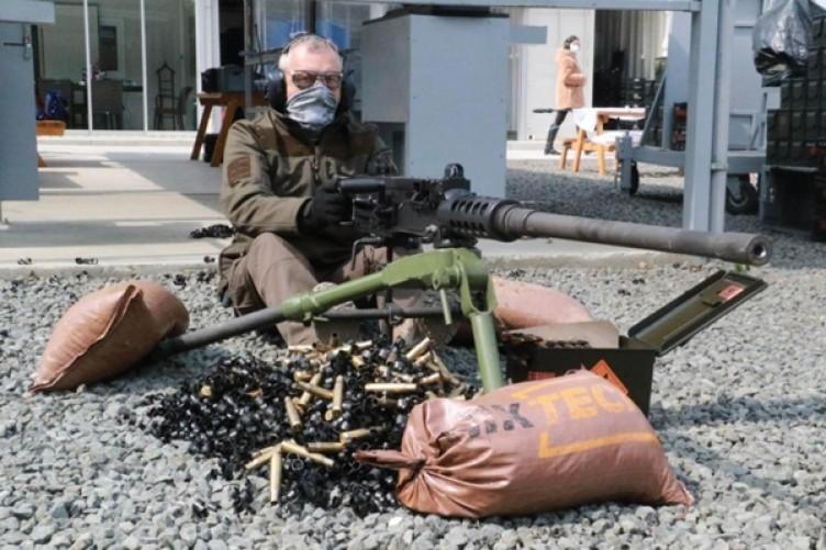 Yerli ve milli imkanlarla üretildi: Ordumuzun gücüne güç katacak