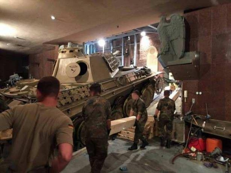 ABD talip oldu! Evin bodrumundan 2. Dünya Savaşı'ndan kalma tank çıktı