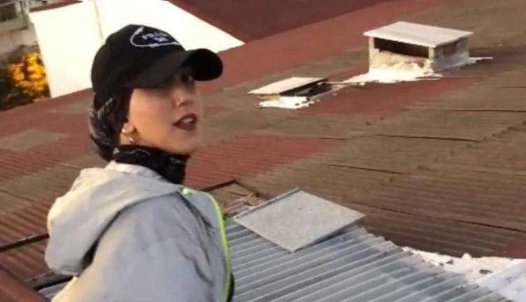 Fotoğraf çekmek için çıktığı çatıdan düşerek hayatını kaybeden genç defnedildi