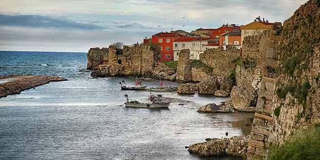 Mutlu şehir Sinop'ta 1 milyonu aşkın turist bekleniyor
