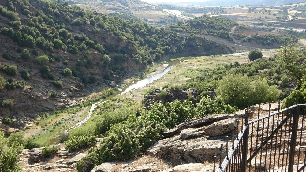 Türkiye'nin gizli hazinesi: Taşyaran Vadisi