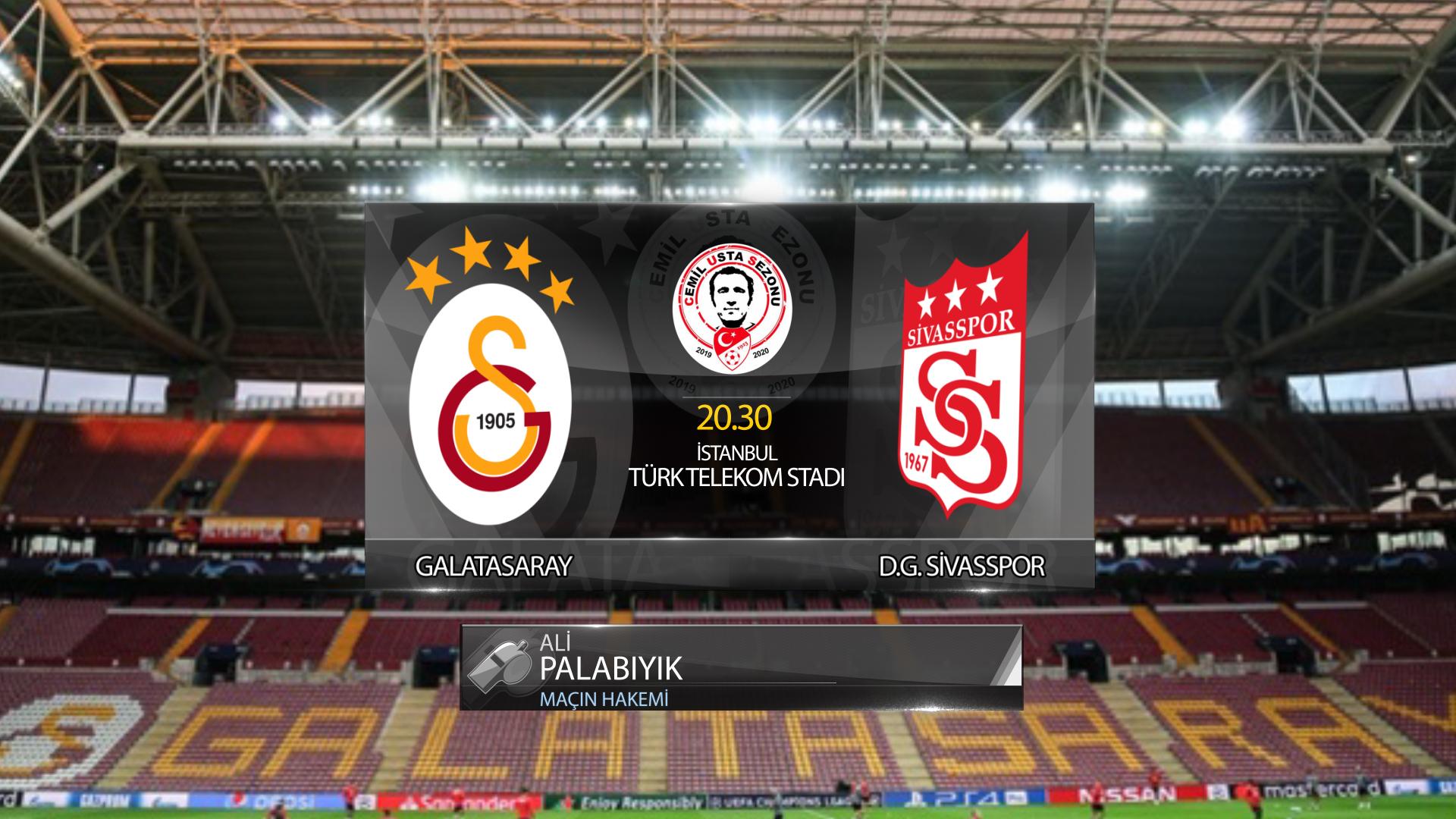 Haftayı Galatasaray açıyor