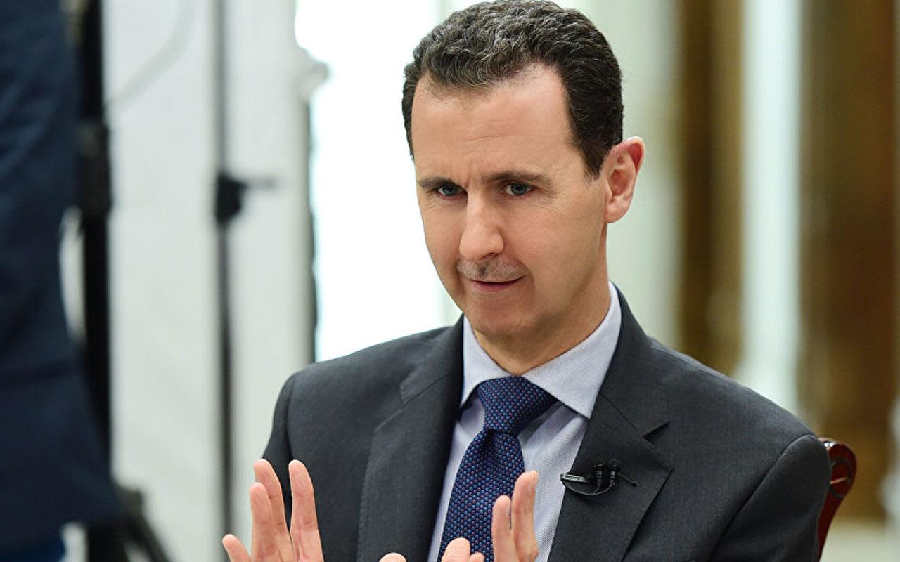 Esad Rus heyeti ile görüştü