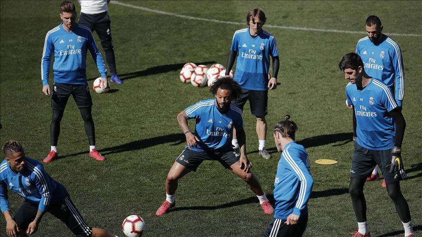 """Real Madrid için final maçı"""