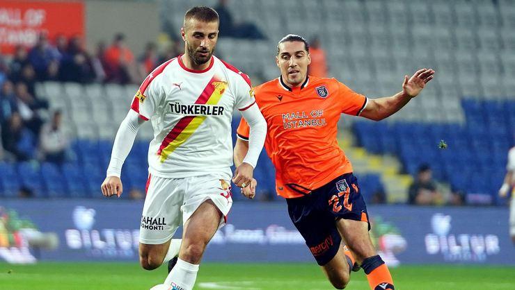 Başakşehir'den altın gol