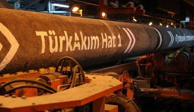 Türk akımı için önemli gelişme: Başladı