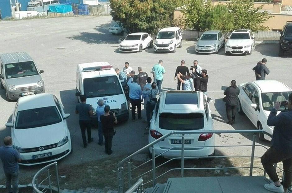 Yukatel Denizlispor'da olaylı gün