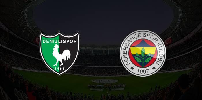 Fenerbahçe Denizli deplasmanında