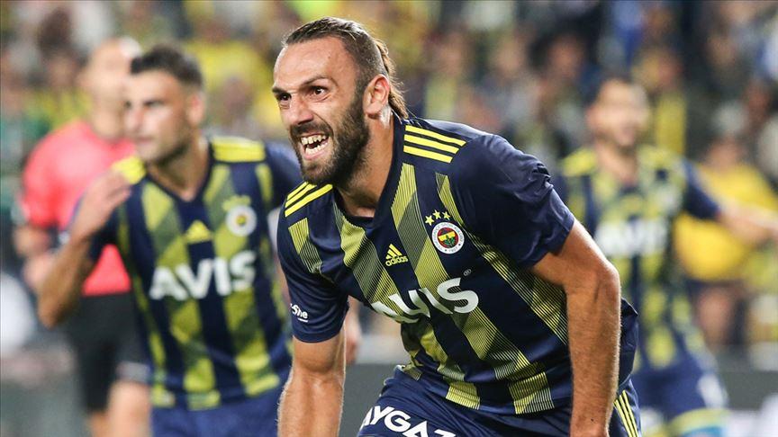 Muriç atıyor, Fenerbahçe kazanıyor