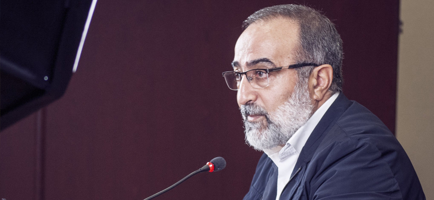 Ebubekir Sifil gözaltına alındı