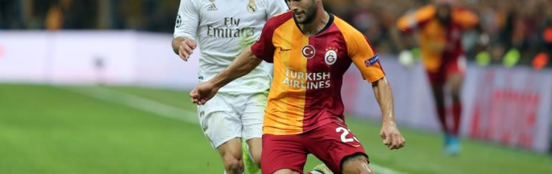 Galatasaray, Real Madrid'e direnemedi