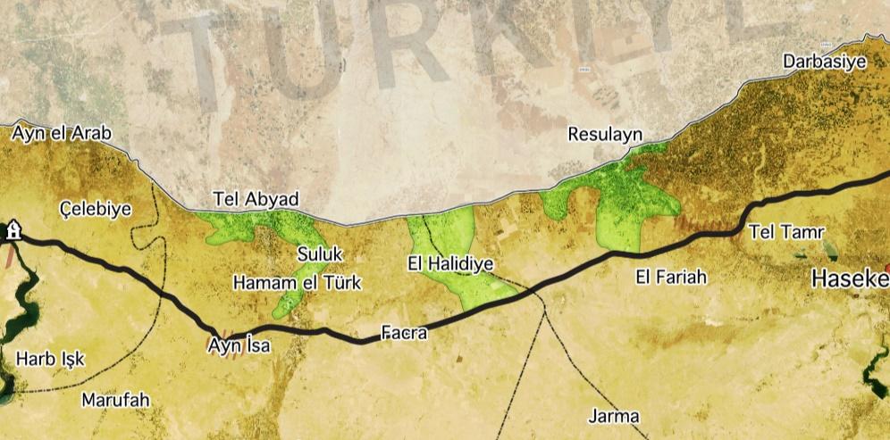 Suriye'de son durum ne? Birliklerimiz ne aşama da?