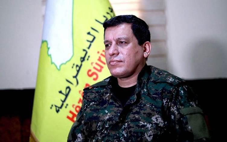 Terör elebaşı Mazlum Kobani: Kürtler nereye gitsin?