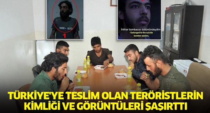 Türkiye'ye teslim olan teröristlerin kimliği ve görüntüleri şaşırttı