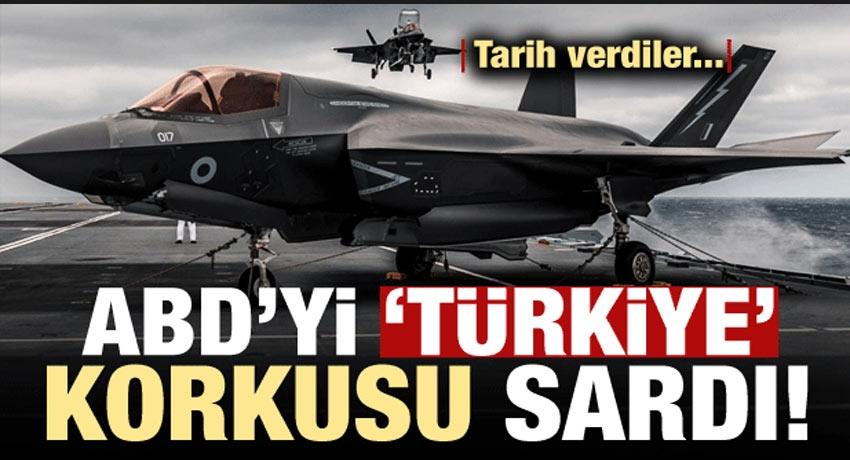 ABD'de Türkiye korkusu: Tarih verdiler
