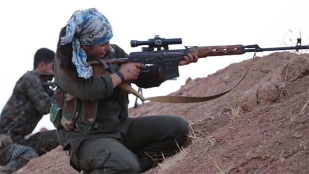 MSB: Teröristler keskin nişancı ile saldırıyor