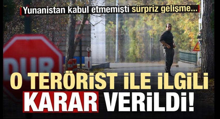 Son dakika: Ara bölgede kalan terörist ile ilgili sürpriz gelişme!
