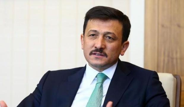 AK Partili Dağ açıkladı: CHP'den başkanlara asansör baskısı