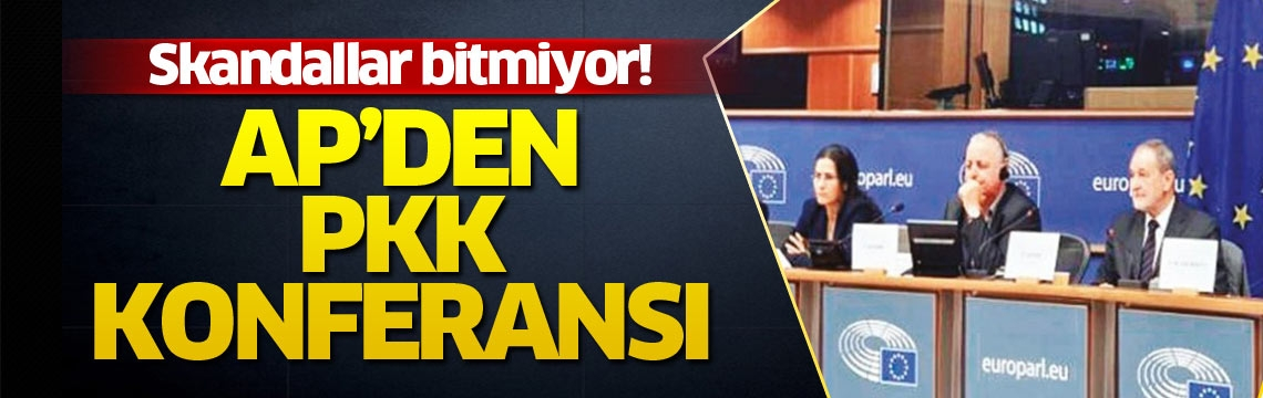 Avrupa Parlamentosu'nda PKK konferansı