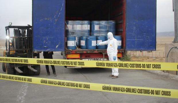 Van'da tam 18 ton yakalandı: Herkes korku içinde