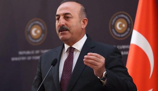 Mevlüt Çavuşoğlu'ndan 'Libya' açıklaması
