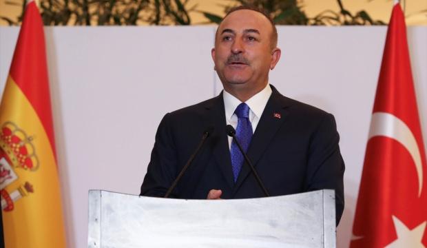 Çavuşoğlu'ndan İsrail açıklaması