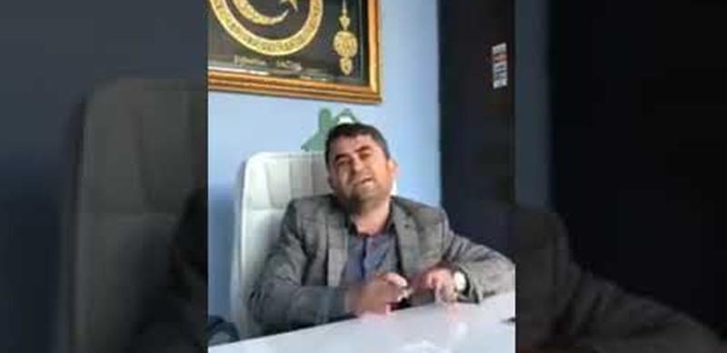 'Cenneti gören mezar' satıyordu: Belediye başkan vekili oldu