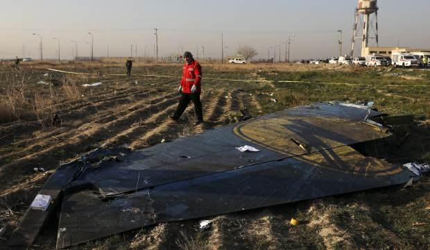 Düşürülen Ukrayna uçağı ile ilgili gözaltılar başladı