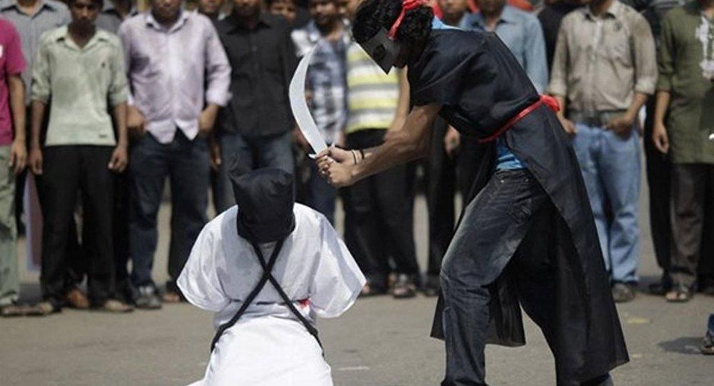 Suudi Rejimi 2019'da 184 kişiyi idam etti