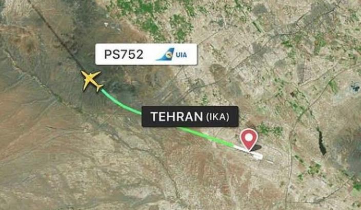 İran, Ukrayna uçağının vurulma anını kaydeden kişiyi tutukladı