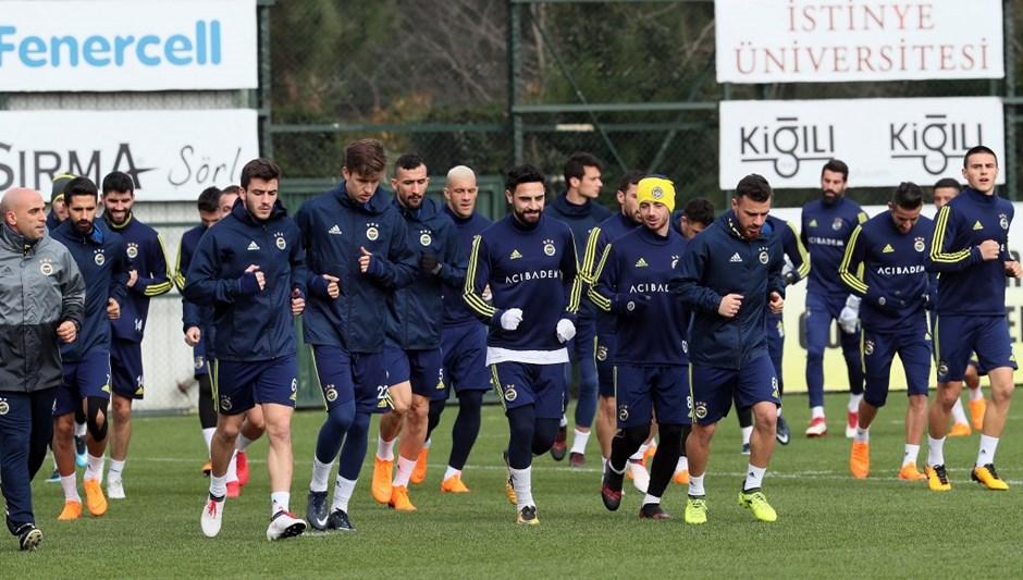 Fenerbahçe Gaziantep'e gitti