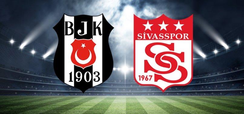 Beşiktaş lideri ağırlıyor