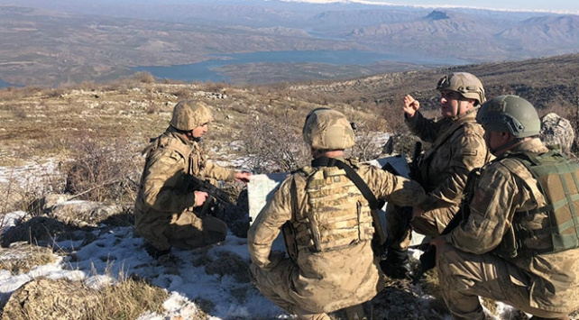 Asker Batman kırsalına girdi:'Kapan-4 Mava Operasyonu' başladı