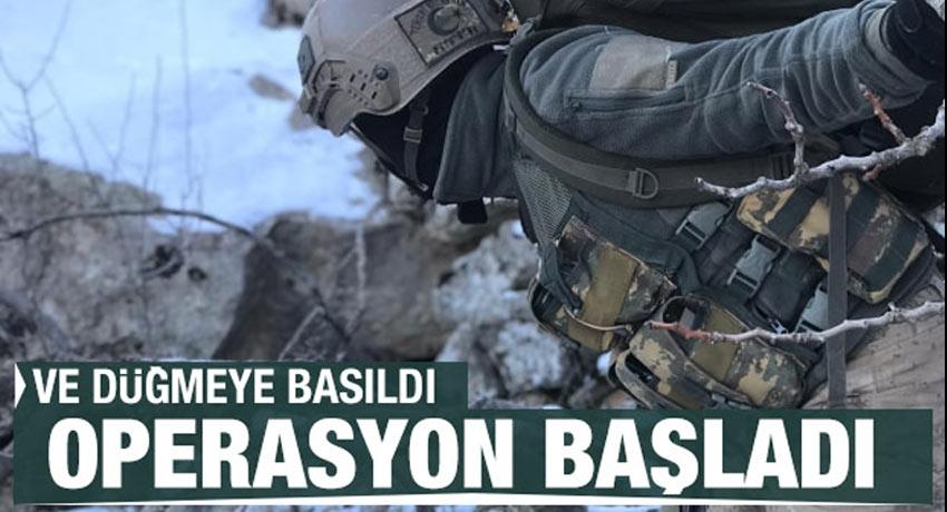 MSB son dakika duyurdu: Büyük operasyon başladı! PKK'ya 'Kapan' darbesi
