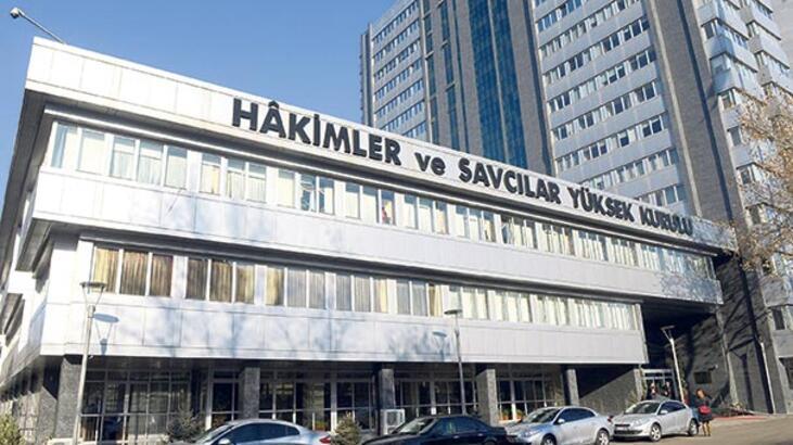 Yargı'da deprem: HSK bazı hakimleri görevden aldı