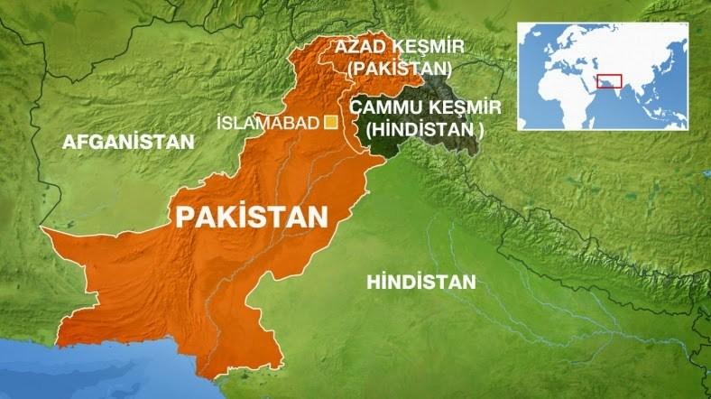 Hindistan'dan Türkiye'ye Keşmir ambargosu: Kısıtlama geliyor
