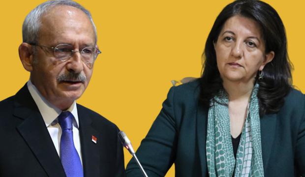 HDP ile CHP düğün yapmış ama takıları paylaşamamışlar