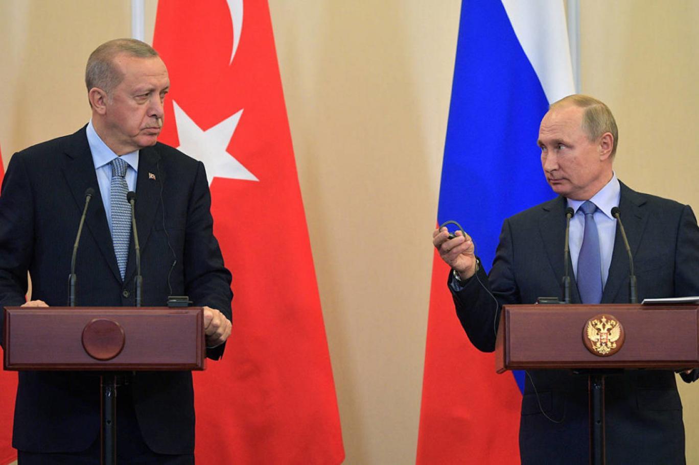 Erdoğan'ın sözleri sonrası Rusya'dan kritik açıklama
